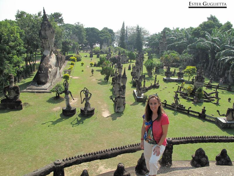 Parque de Buda Vientian