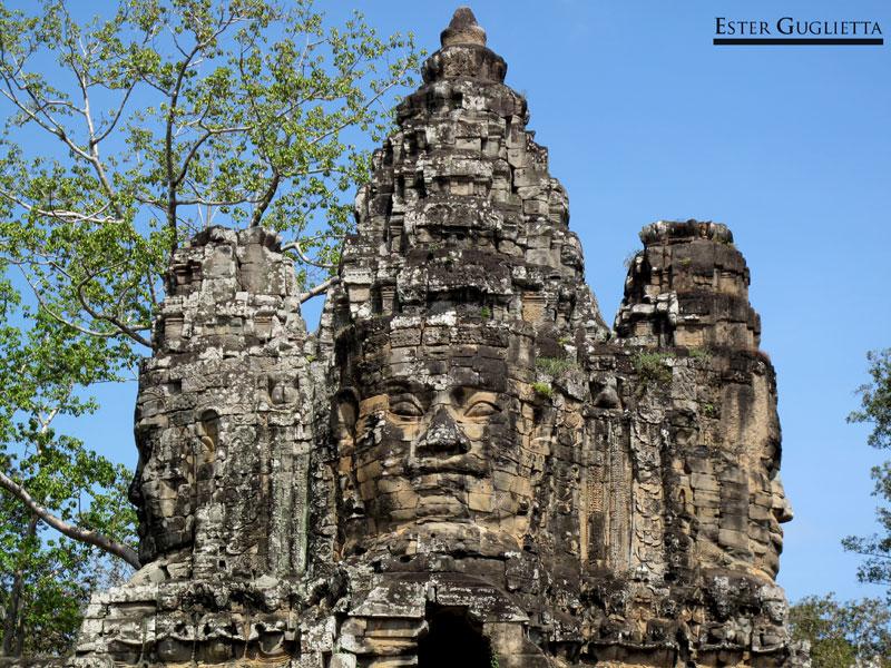 Camboya, Itinerario