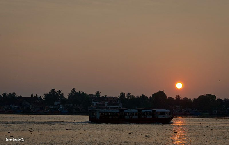 Alleppey, Backwater