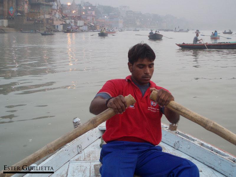 Varanasi, Río Ganges