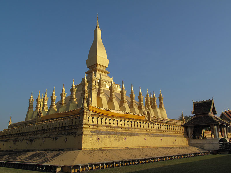 Laos Itinerario 2010