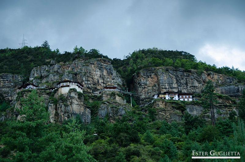 Itinerario Bhutan 2015