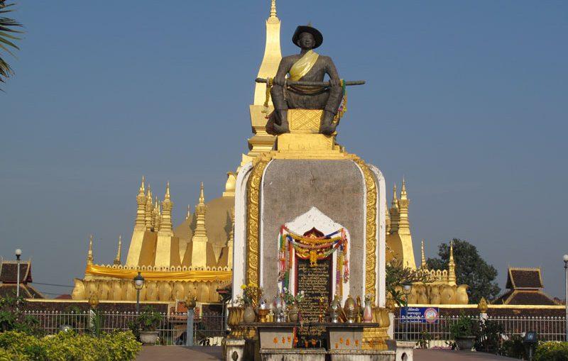 Laos, Pha that Luang