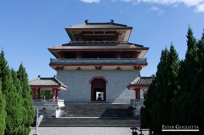 Tres pagodas