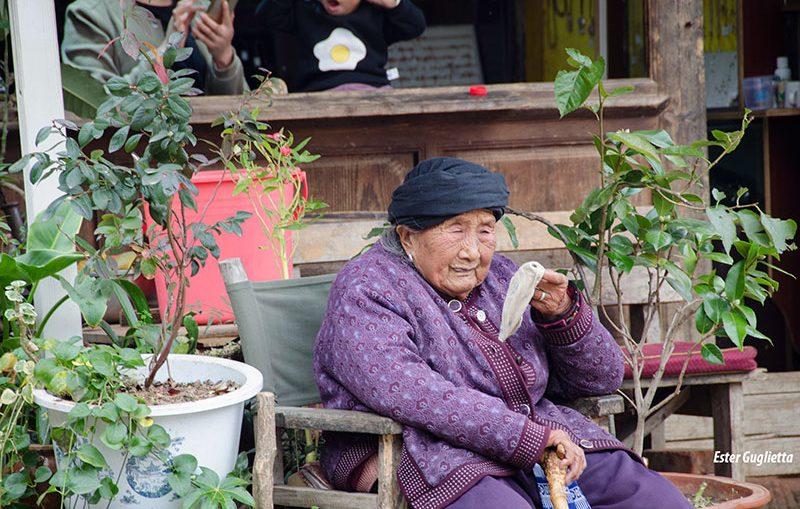 Shaxi village