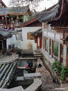 Dragón Negro, Lijiang