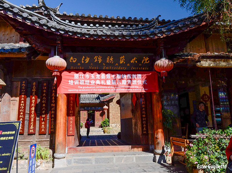 Baisha, Yunnan