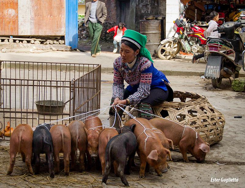 China, Yuangyang