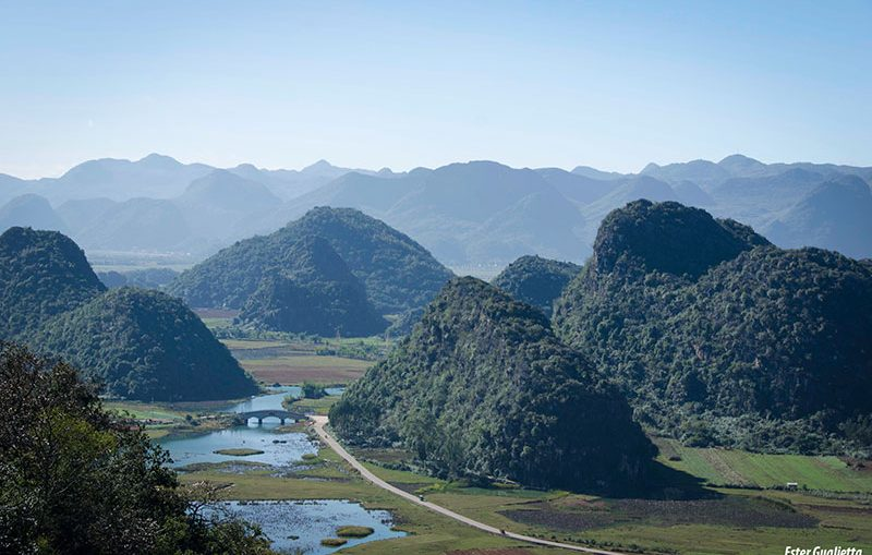 Puzhehei, Yunnan